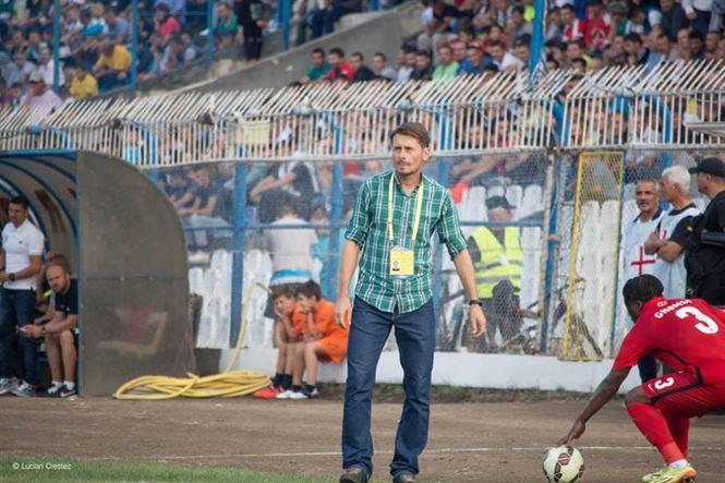 Declaratii Alin Panzaru dupa meciul cu Dinamo