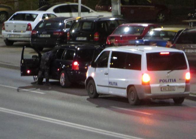 Depistat de politisti in timp ce se afla la volan avand permisul suspendat
