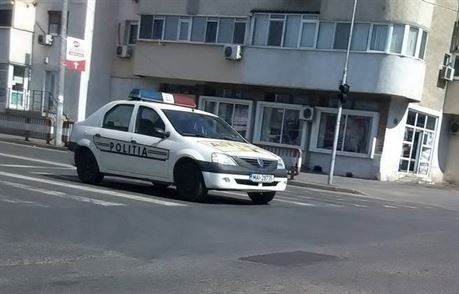 Depistat la volan pe strada Școlilor fără permis de conducere
