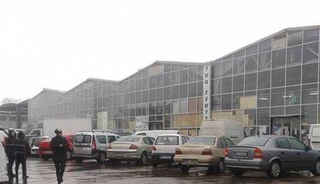 Marfa confiscata in valoare de peste 30.000 de lei in urma actiunii de la TUG Center