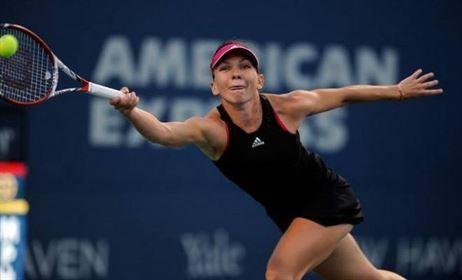 Din cinci jucatoare, in turul 3 s-a calificat doar Simona Halep