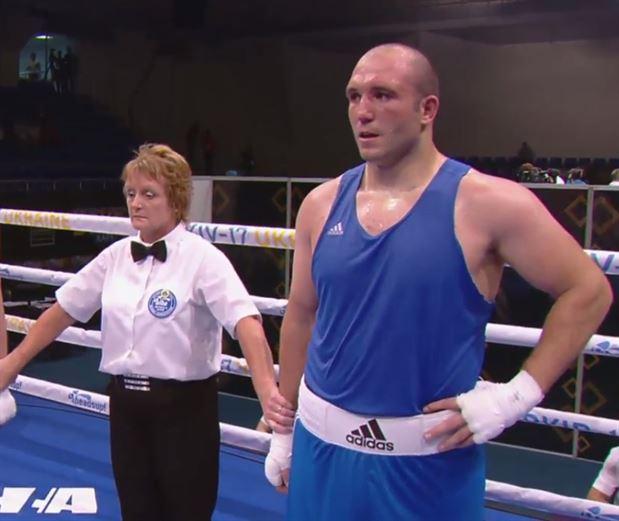 Doar Mihai Nistor s-a calificat in sferturi la europenele din Ucraina