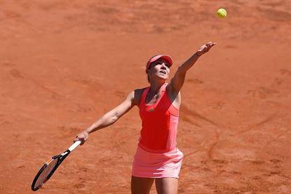 Duel romanesc astazi in sferturile turneului WTA de la Roma