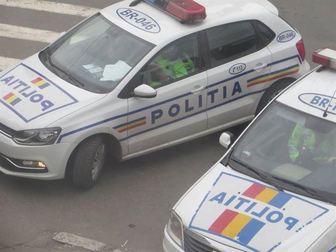 Duminica si luni politistii au lasat 9 soferi fara permis