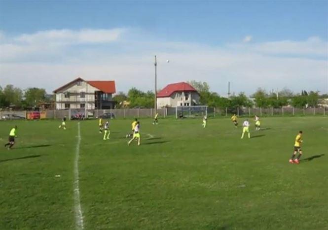 Dunarea Tichilesti a realizat scorul etapei a XXI-a din Liga a 5-a