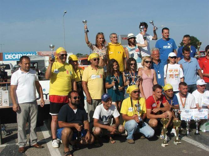Echipa INFOMAR Braila locul 1 la etapa a 5-a a CNIA de la Constanta