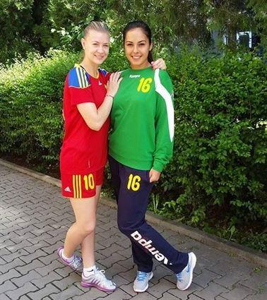 Elena Voicu a plecat in Portugalia la Campionatele Mondiale Universitare 1