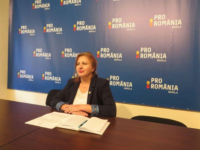 Emilia Meiroșu: Abandonul școlar se manifestă în special în mediul rural