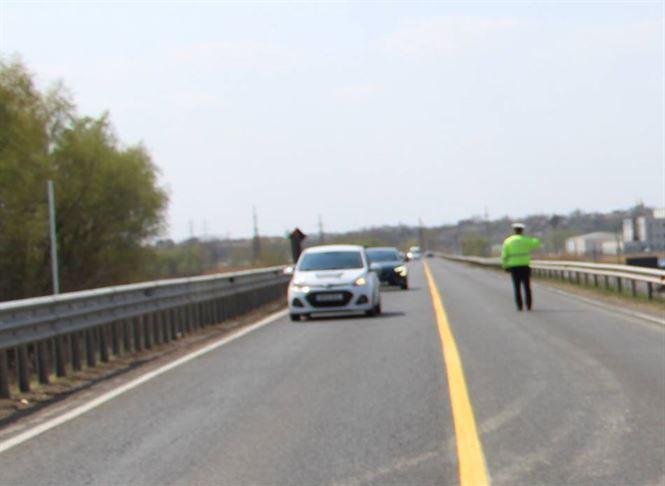 Șofer cu permisul suspendat depistat la volan pe șoseaua dig Brăila – Galați