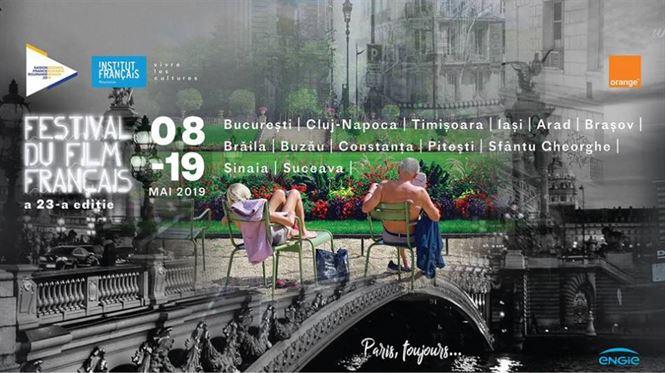 """Festivalul Filmului Francez 2019 """"Paris, toujours…"""""""