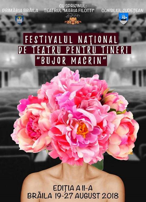 """Festivalul Național de Teatru pentru Tineri """"Bujor Macrin"""""""