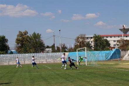 Dacia Unirea a pierdut la scor amicalul de la Focșani, cu CSM 2007