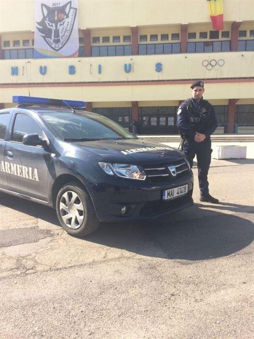 Actiuni ale politiei rutiere in toate zonele municipiului Braila