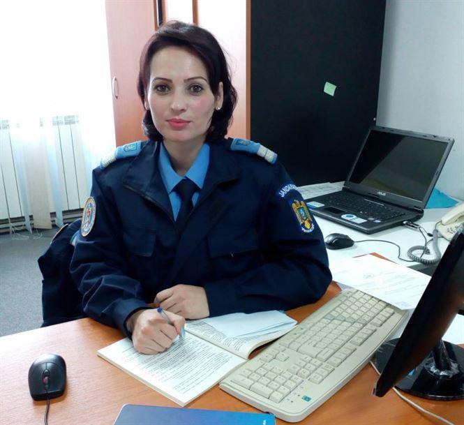 Jandarmeria Brăila are un nou purtător de cuvânt