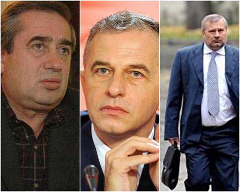 Mircea Geoana audiat in dosarul lui Bunea Stancu