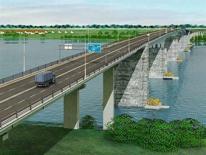 Guvernul arunca peste 1.5 milioane de euro pentru un studiu la Podul ce se va construi peste 15 ani
