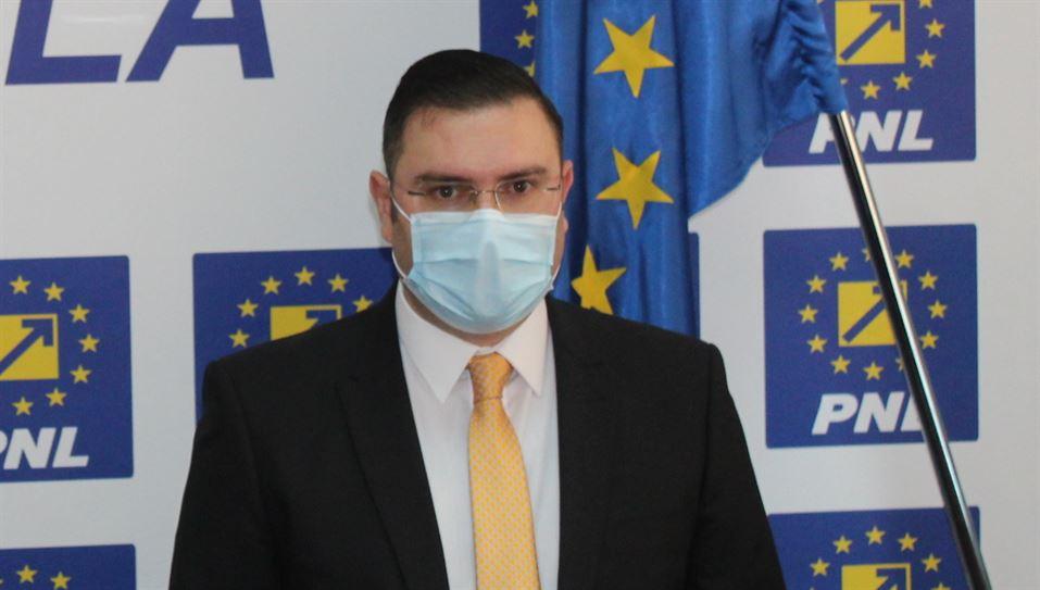 Alexandru Bucălău (PNL): Guvernul PNL oferă tichete sociale pentru o masă caldă persoanelor din categoriile defavorizate