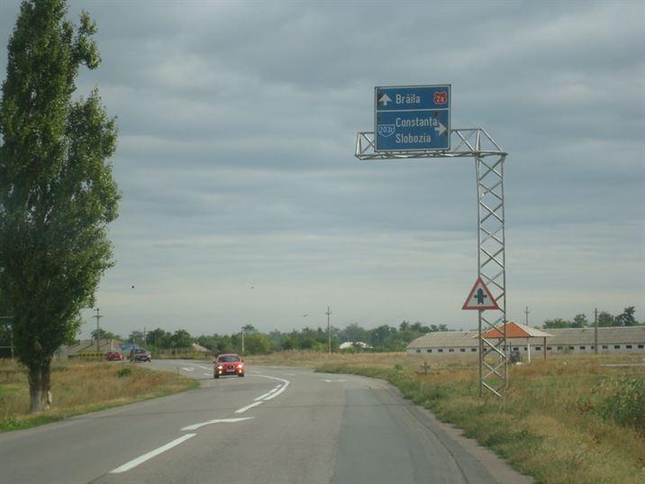 Guvernul a aprobat declanşarea procedurilor de expropriere pentru amplasarea unei Perdele forestiere de protecție pe DN2B, în județul Brăila