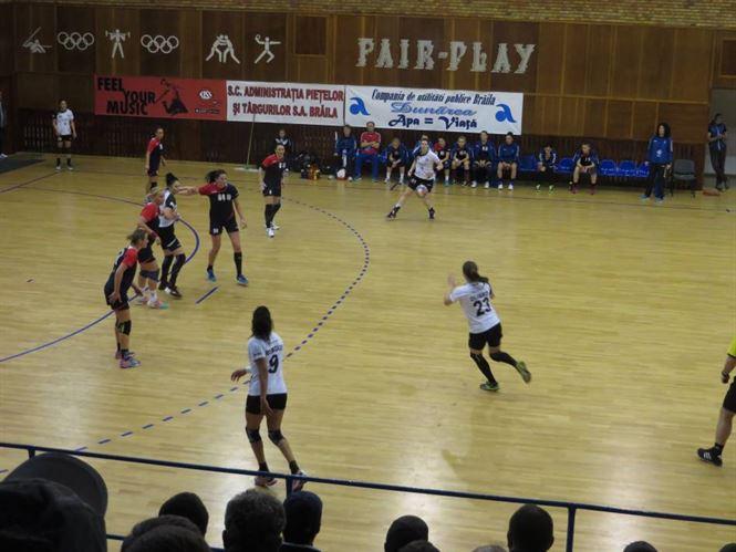 HC Dunarea joaca la Bucuresti cu gandul la duelul Zalau – Brasov