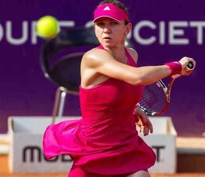 Halep a trecut cu emotii in turul 2 la US Open si va juca cu Cepelova