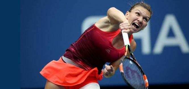 Halep in premiera in semifinale la US Open