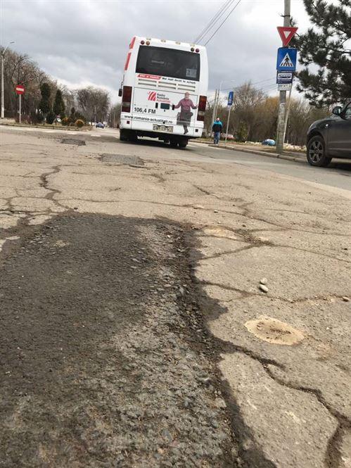 Sirbu: Plombarile din municipiu sunt o bataie de joc