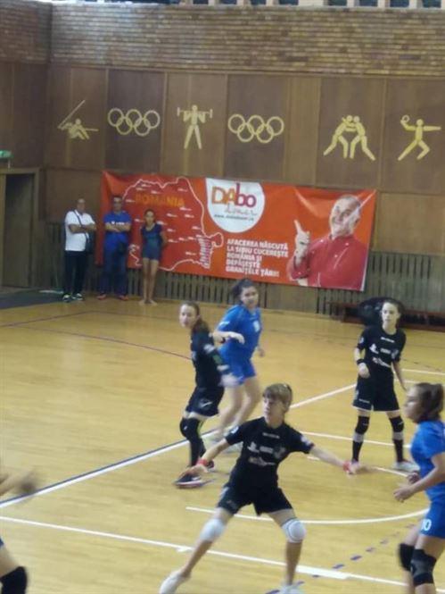 Echipele de handbal junioare din Brăila, starturi bune în noul sezon
