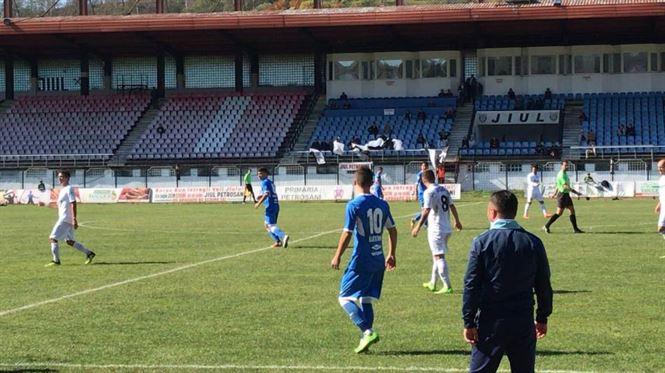 Dacia Unirea invinsa cu 0-4 la Petrosani