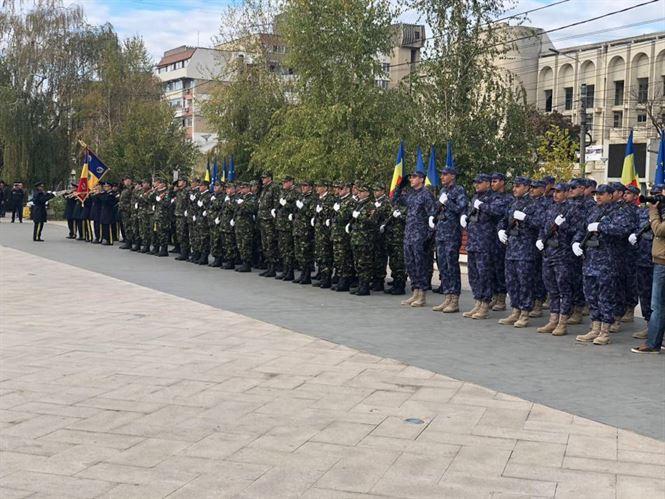 Galerie foto+video: Ziua Armatei Române sărbătorită la Brăila