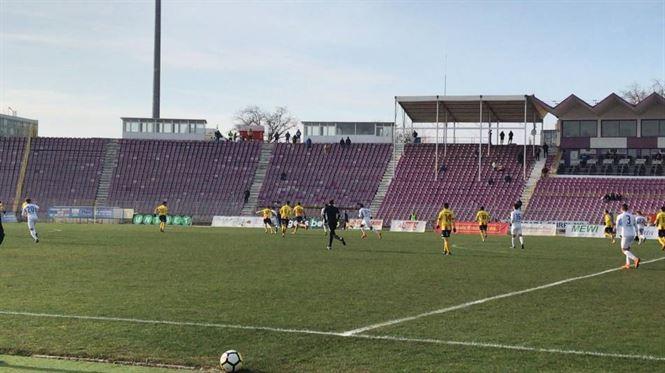 Dacia Unirea Brăila a cedat cu 0-2 în deplasarea de la Ripensia Timișoara
