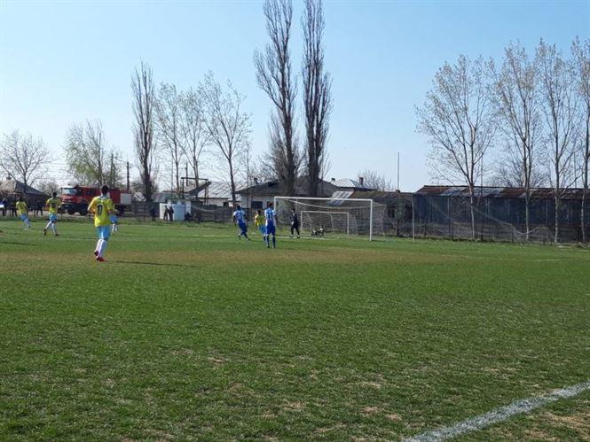CS Făurei a învins cu 2-0 pe Agricola Borcea și a urcat pe locul 8 în clasament