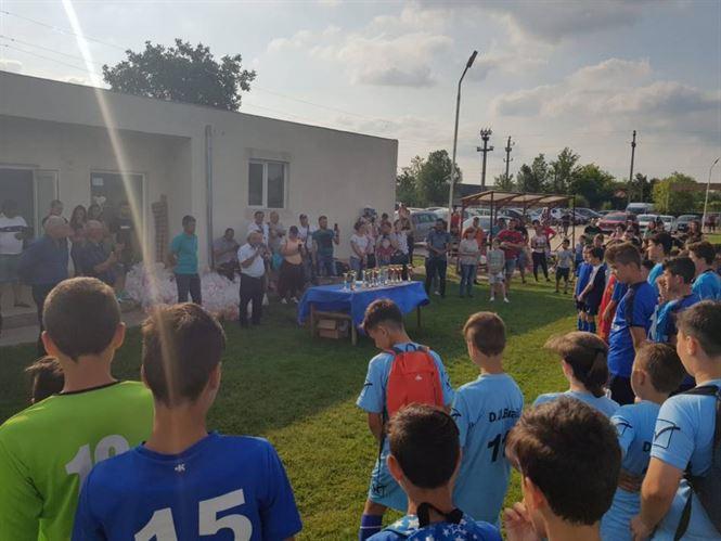 Cupa micul fotbalist, competiție dedicată Zilei Copilului