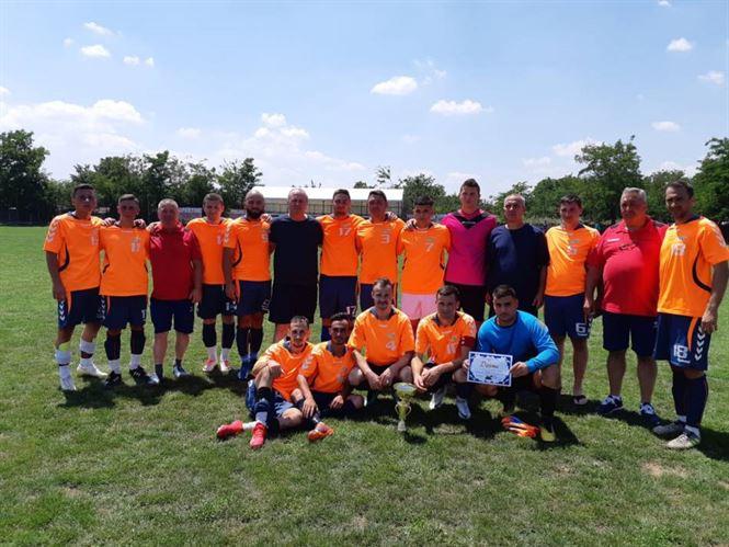 Voința Plopu a câștigat turneul play-off al Ligii a 5-a