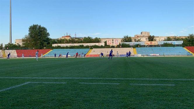 Dacia Unirea a pierdut cu 2-1 amicalul cu Oțelul Galați