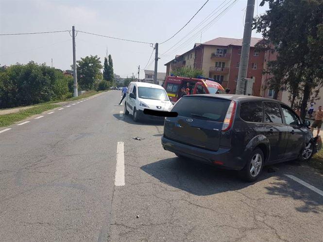 Brăilean accidentat la Măcin de un șofer imprudent