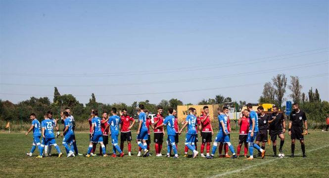 Victoria Traian a câștigat cu 6-0 meciul din etapa a II-a a Ligii a 4-a, cu Dacia Unirea 2 Brăila