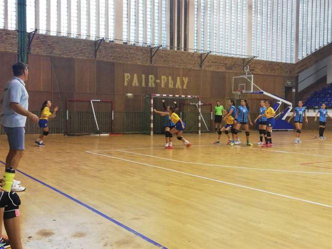 Start în campionatul de handbal junioare III
