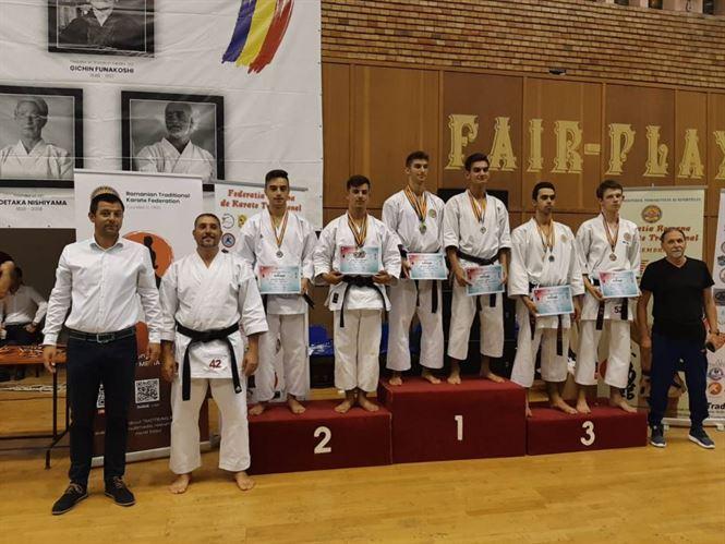 Karatiști brăileni calificați la Campionatul Mondial din Germania