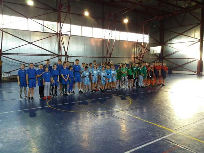 Echipa Liceului A. Saligny a câștigat Cupa Stăncuța la rugby-tag