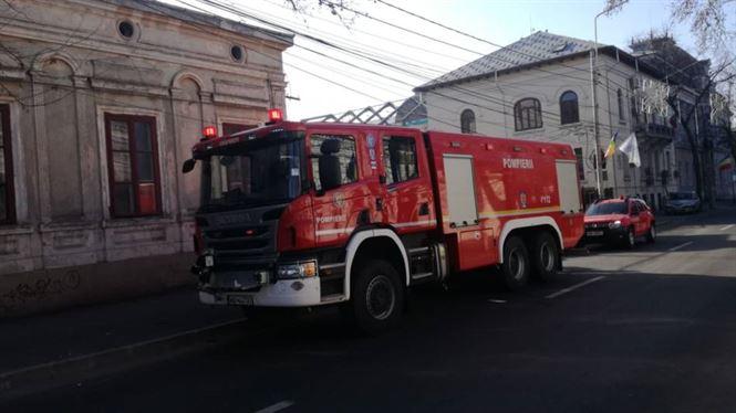 Pompierii brăileni au intervenit la 10 incendii în perioada 23-26 ianuarie