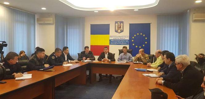 Măsuri ale Comitetului pentru Situații de Urgență pe perioada codului roșu