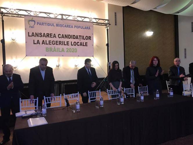 PMP este pregătit de alegeri și are target 10% la alegerile locale