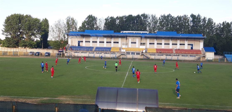 Primul pas, spre revenirea în Liga a 3-a pentru Sportul Chiscani, a fost făcut