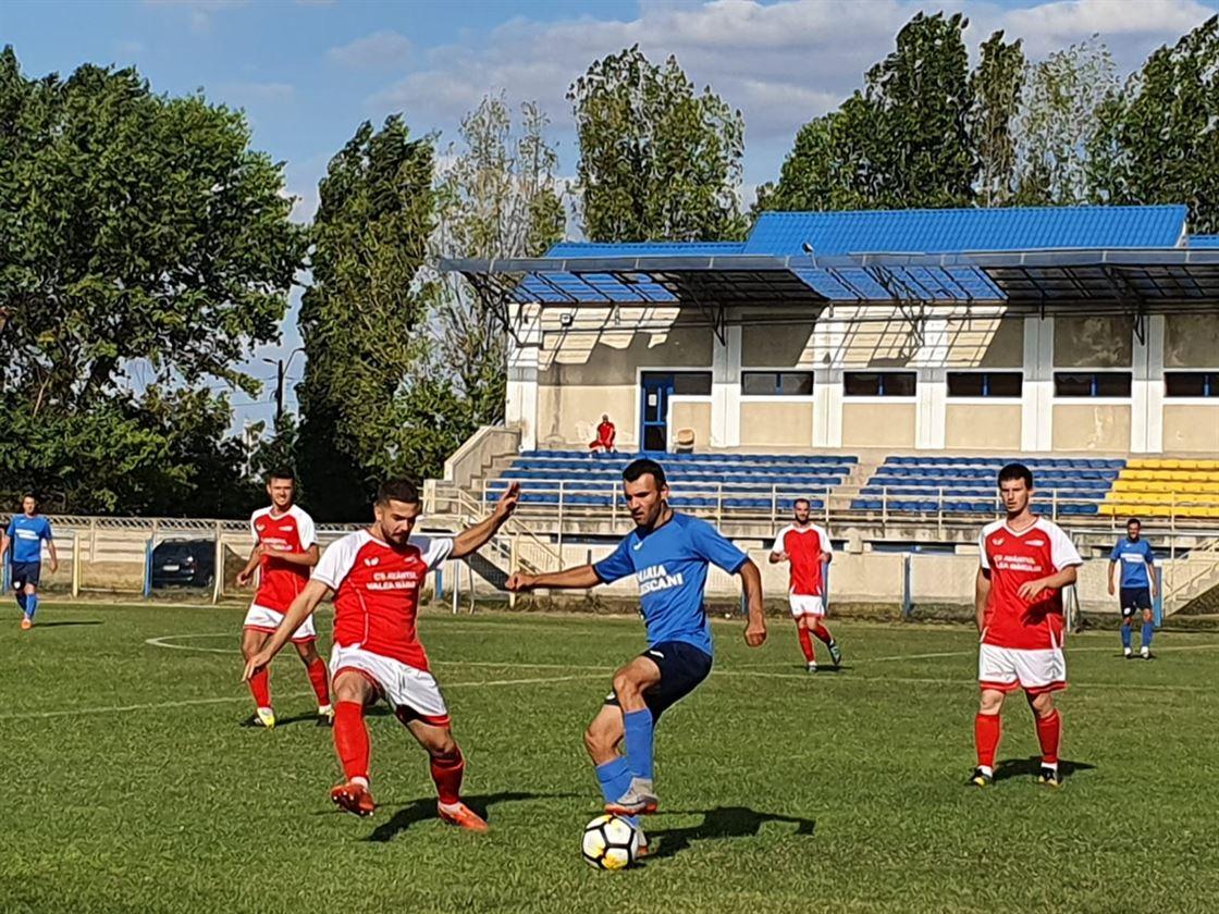 Sportul Chiscani a promovat în Liga a 3-a