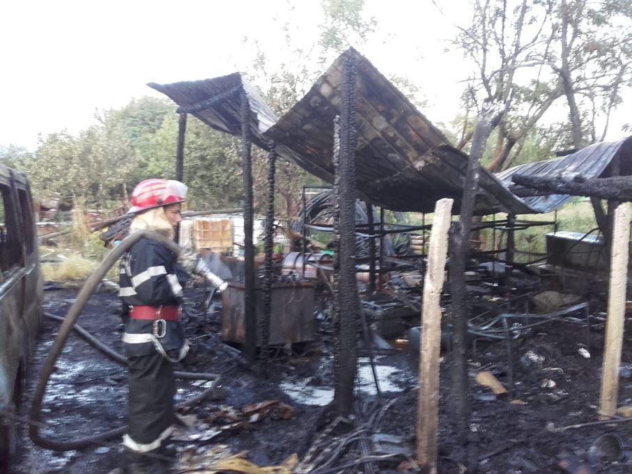 Șapte incendii în acest weekend pe raza județului Brăila