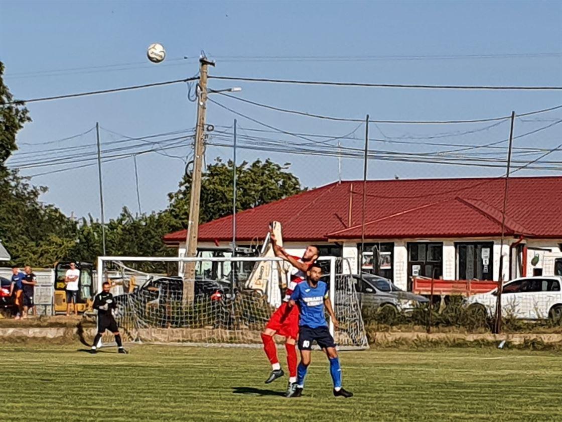 Sportul Chiscani a început cu stângul la revenirea în Liga a 3-a
