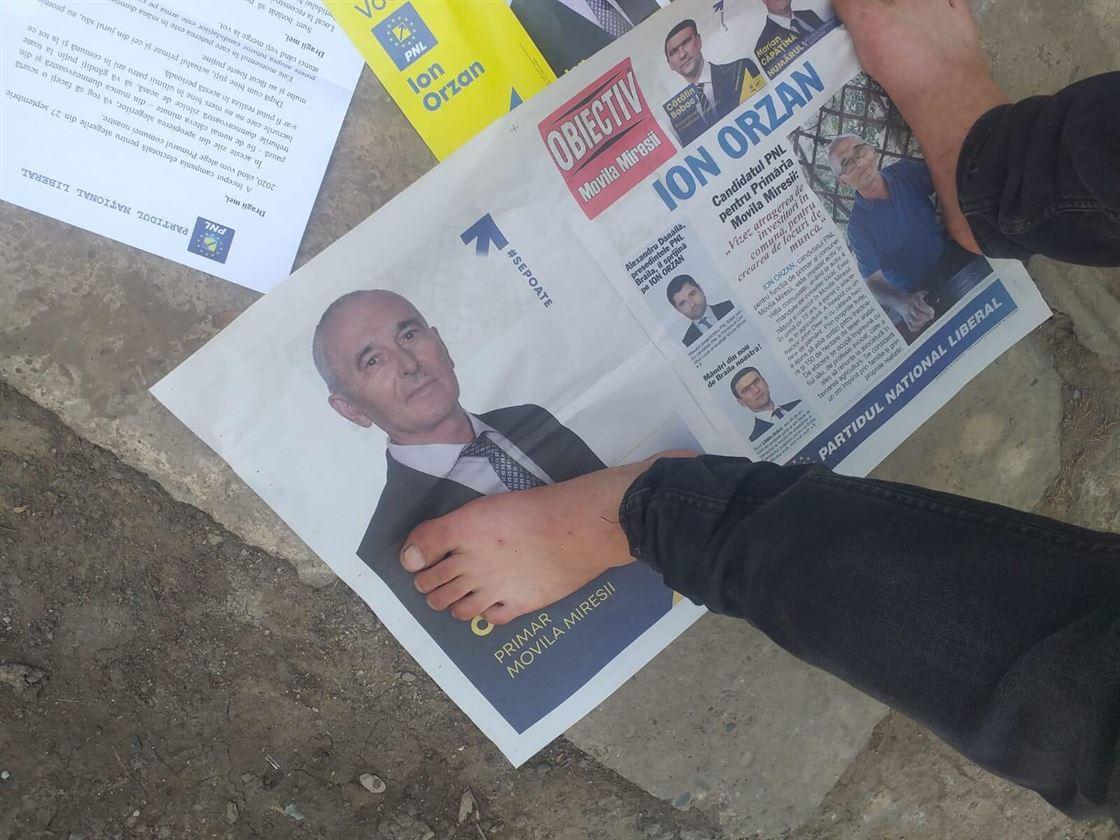 Candidatul PNL la primăria Movila Miresii, acuzat de mai multe fapte nedemne de un ales local
