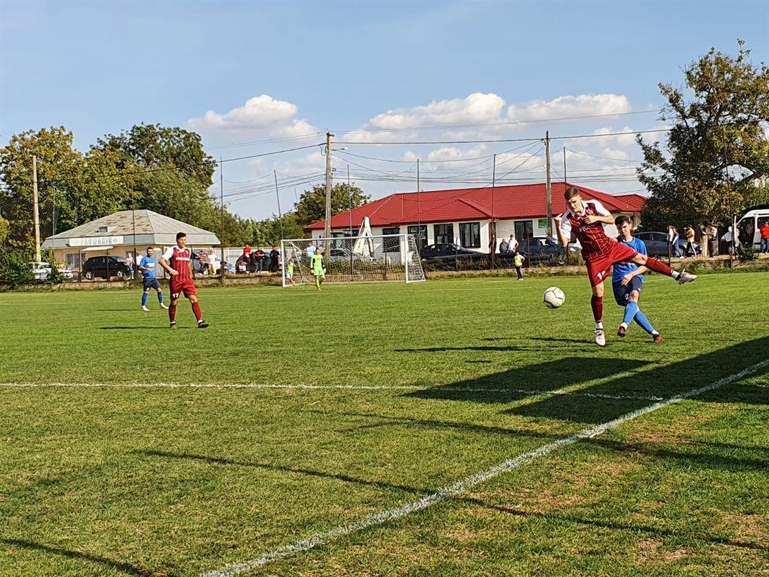 Sportul Chiscani – Viitorul Ianca 1-1, în etapa a IV-a din Liga a 3-a