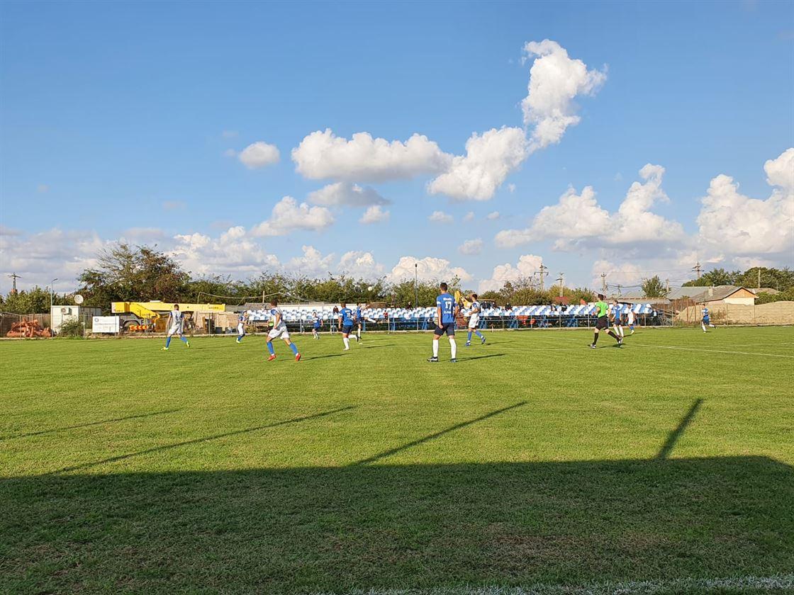Remiză în derby-ul județean dintre Sportul Chiscani și CS Făurei