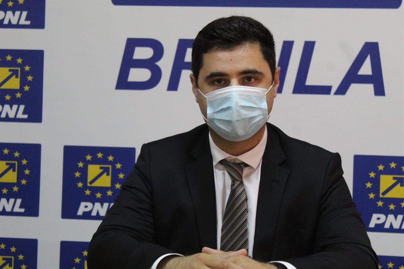 Dănăilă: Primarul Dragomir se laudă cu proiectele propuse de PNL
